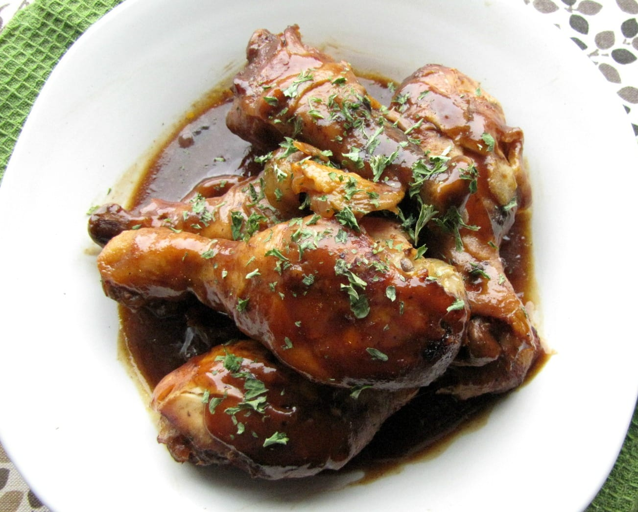 recipe: slow cooker sweet and tangy chicken [10]