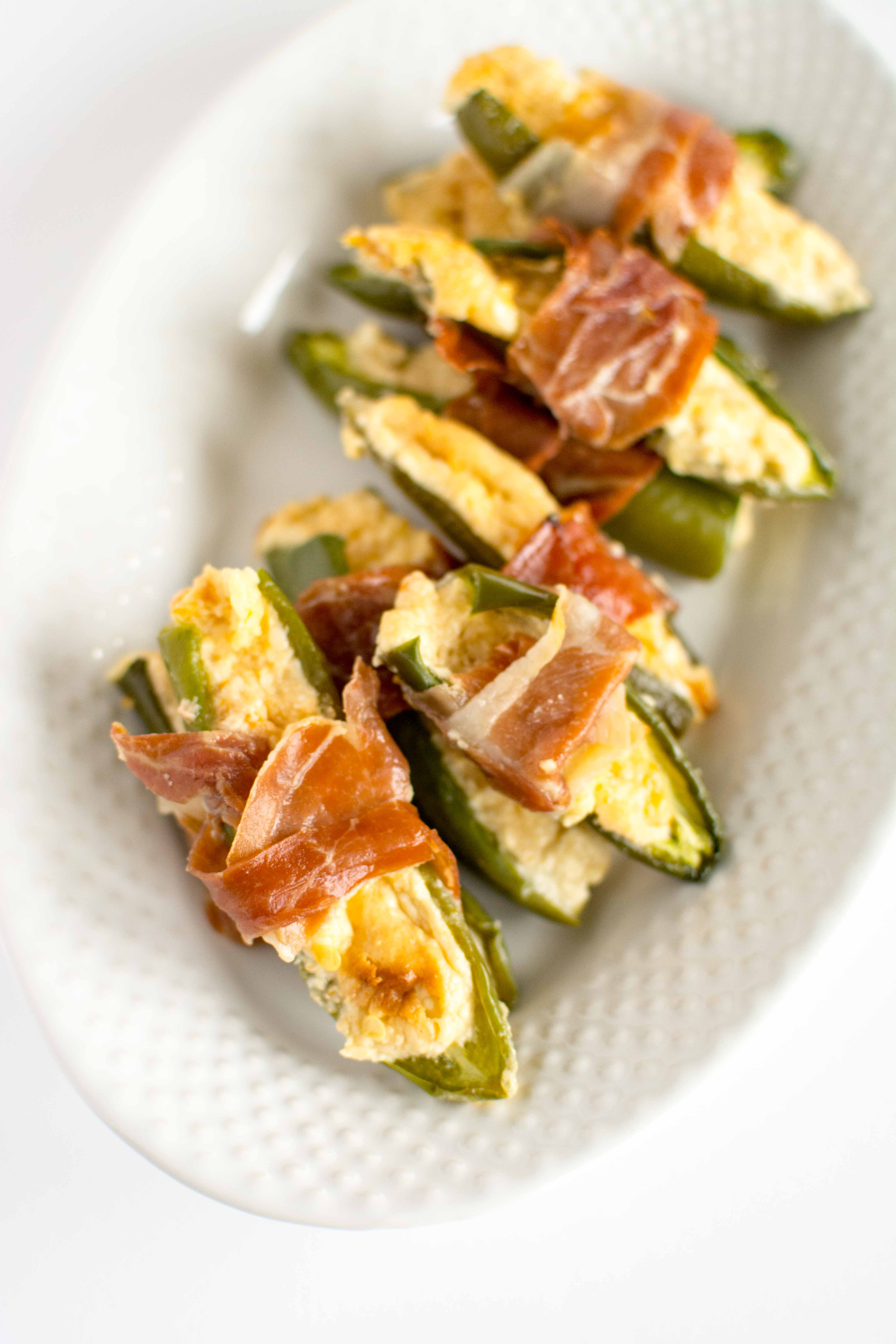 how to cut a jalapeno for poppers