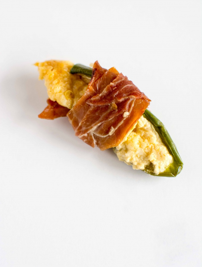 Easy Entertaining:  Jalapeno Poppers
