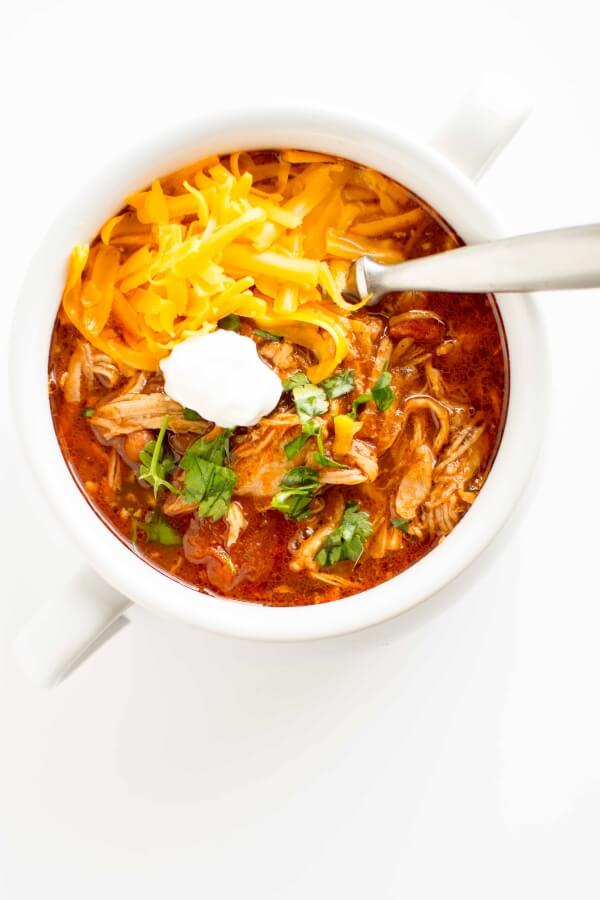 Pork shoulder chili recipe crock pot