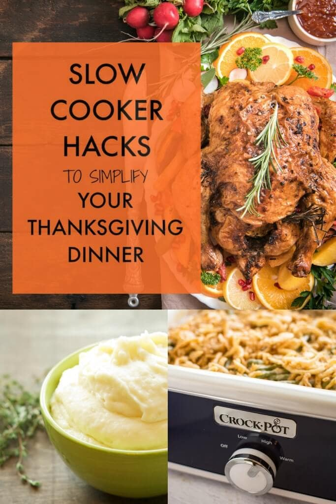 Slow Cooker Hacks to Simplify Your Thanksgiving Dinner