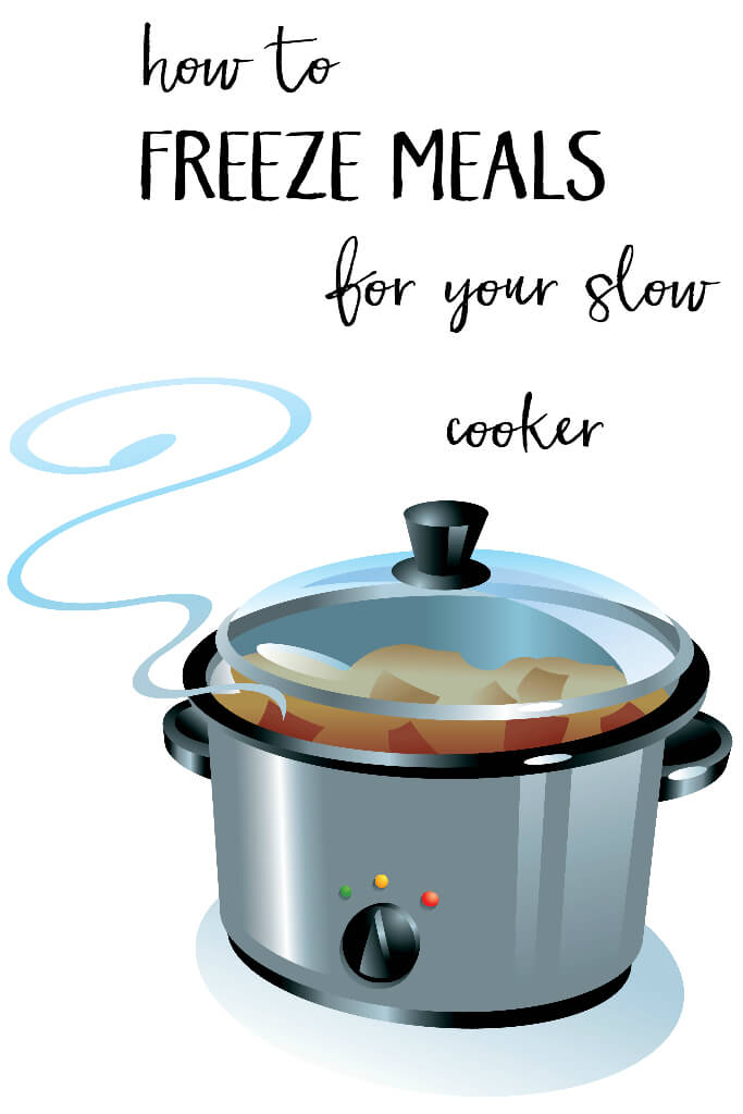 How to freeze meals for your slow cooker, Part 1