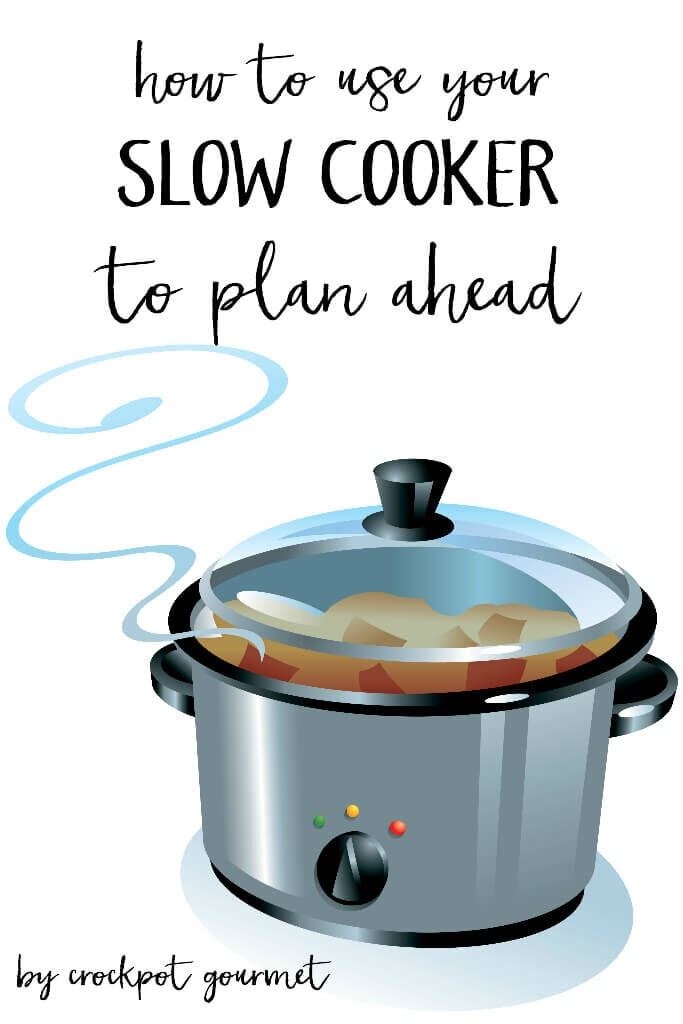 Slow Cooker Meal Planning