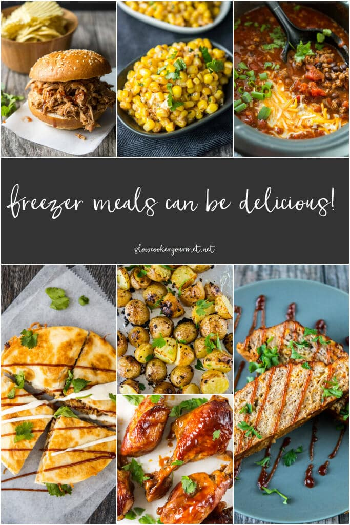 Freezing Meals for Your Slow Cooker, Part 2