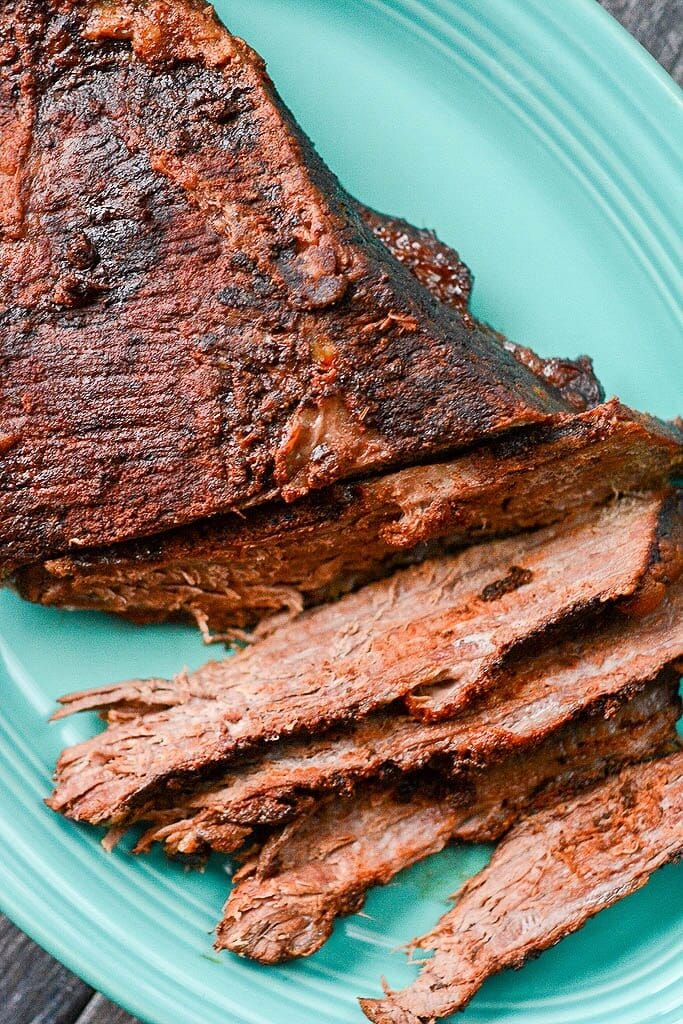 Slow Cooker Beer Braised Brisket