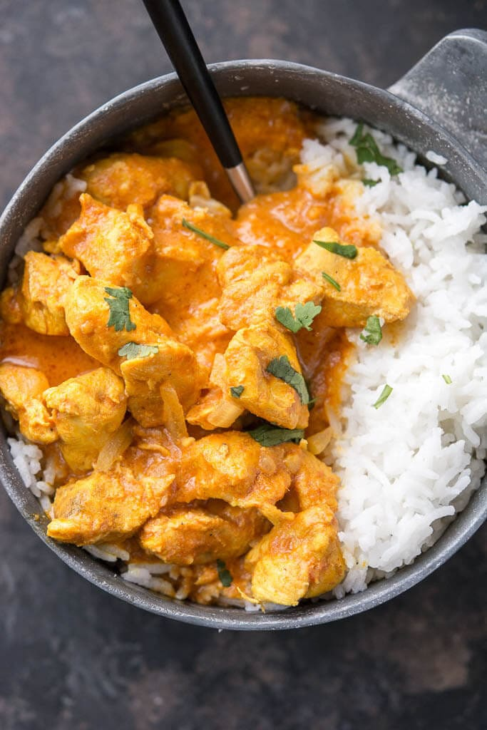 Slow Cooker Butter Chicken - Slow Cooker Gourmet
