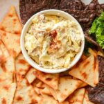 Slow Cooker Artichoke and Bacon Dip