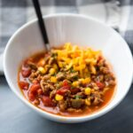 Slow Cooker Spicy Turkey Chili