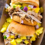 Slow Cooker or Pressure Cooker Caribbean Jerk Pulled Pork