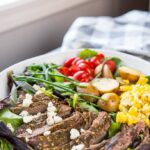 Slow Cooker Hearty Steak Salad