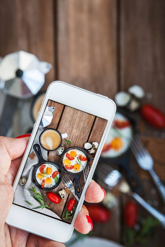 How to Rock at Food Photography! 7 Tips to help you rule social media.